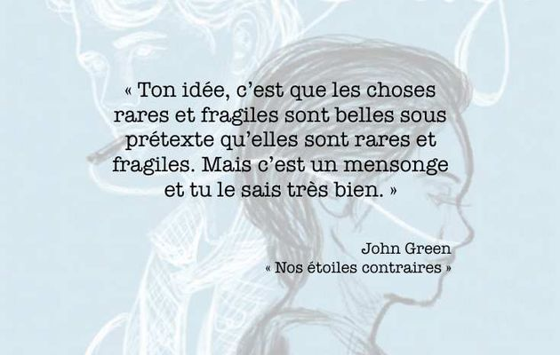 Citation John Green