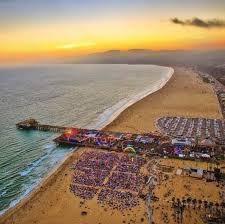 """Départ de l'aventure : """"Santa Monica Pier"""""""