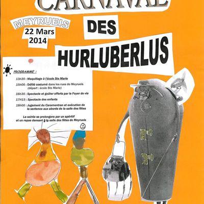 demain c'est le carnaval