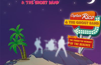 Captain Rico & The Ghost Band, sortie du clip et de l'album