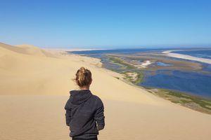 Du 4x4 dans les dunes
