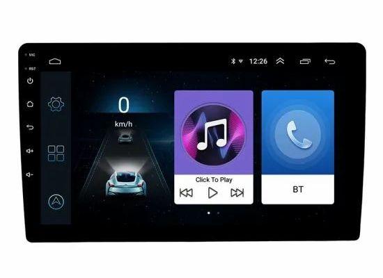 Autoradio GPS 2 DIN Android 9.0 Bluetooth TV