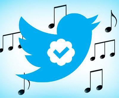 Twitter lance son service de musique en ligne. Le petit oiseau va sortir !