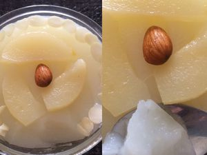 Balouza ou Palouza aux poires