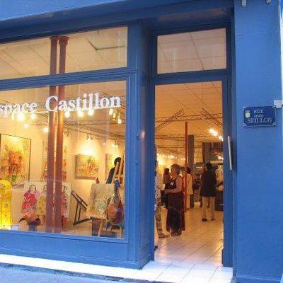 """ESPACE CASTILLON : """"Noël à Castillon, art à profusion"""""""