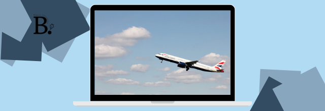 Green light: British airways gears up for take off