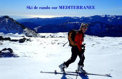 Ski sur Méditerranée
