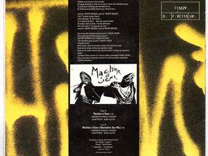 """les éponges, un groupe de rock et funk français qui fera une adaptation remarquée du morceau """"sex machine"""" de James Brown"""