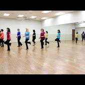 Country Bump - Line Dance (Dance & Teach in English & 中文)
