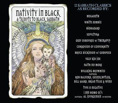 Nativity In Black (a tribute to Black Sabbath)
