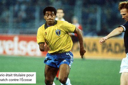 Coupe du Monde 1990 en Italie, Groupe 3: Brésil - Écosse