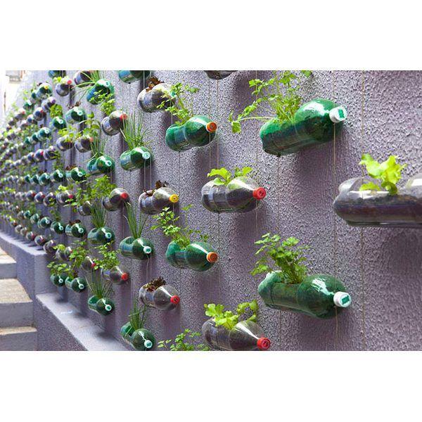 Mira qué ideas más chulas para reciclar botellas