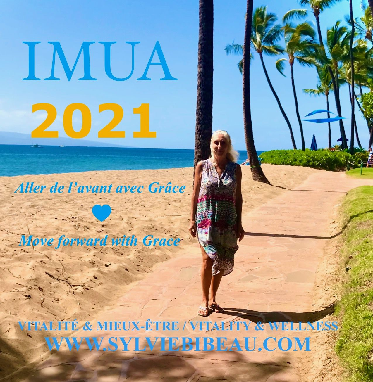 "In Hawaiian, ""IMUA"" means go forward with strength, courage and grace."
