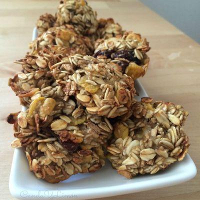 Biscuits au muesli