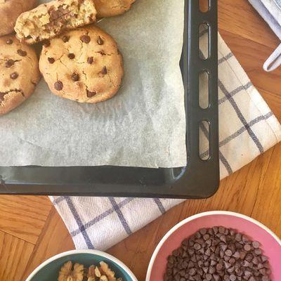 [ Cookie Recipe n° 9 ] : Mes Irrésistibles Cookies Façon Levain Bakery ! 💕