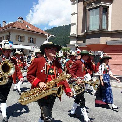 Frühshoppen au Tyrol