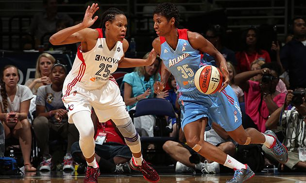 Atlanta Dream s'impose facilement face à Washington