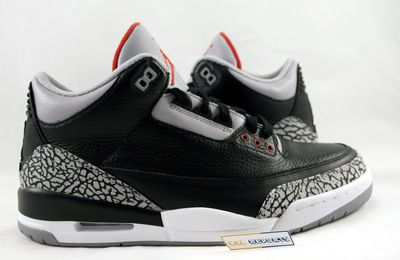 Nike Air Jordan III Countdown Pack