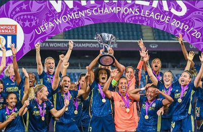 Les matchs de l'OL Féminin en Women's Champions League sur RMC Story et RMC Sport !