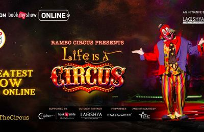 Life Is A Circus — Entertaining Circus Show For Kids & Family Online