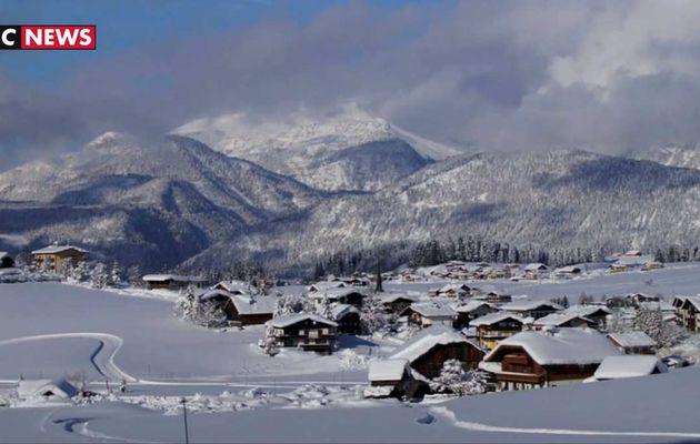 La neige, absente en France, paralyse nos voisins européens