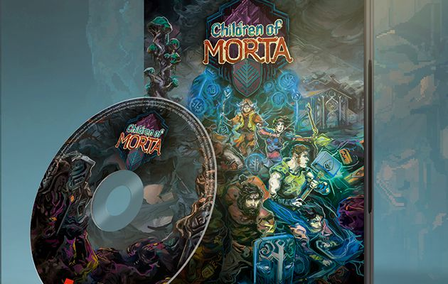 [ACTUALITE] Children of Morta - son prix et sa jaquette