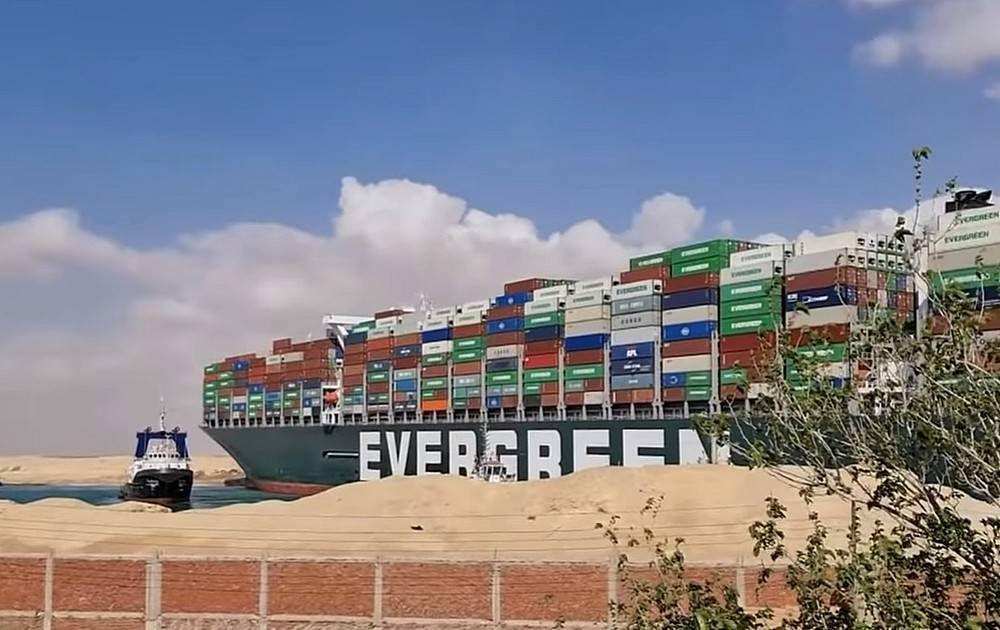 La Russie : une abonnée au canal de Suez