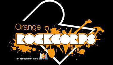 Orange RockCorps lance son édition 2010