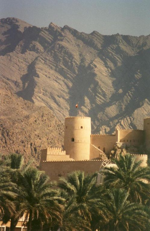 1997 avril Sultanat d'Oman & Dubaï