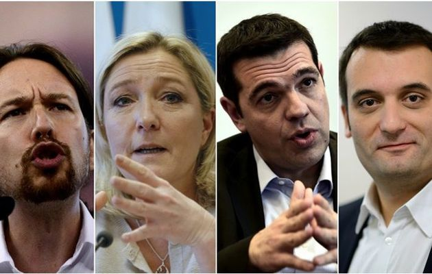 """""""Gochiotes"""", """"tafioles"""" ; les militants d'extrême-droite s'insultent eux-mêmes..."""
