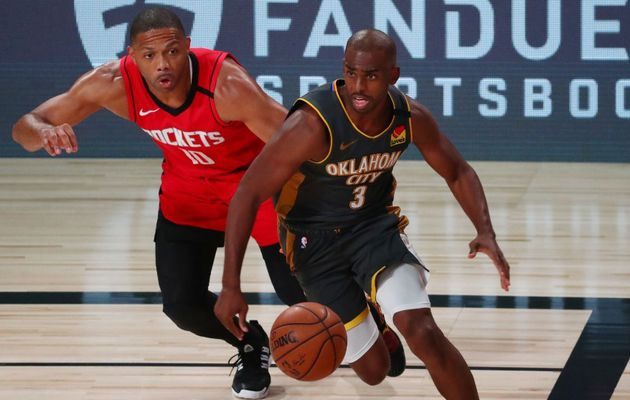 Chris Paul mène Oklahoma City vers un match 7