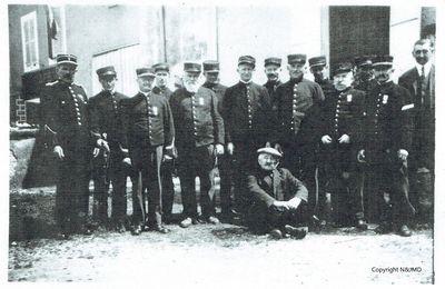 Ancier-Corps des sapeurs-pompiers volontaires
