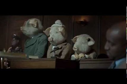 The Guardian - Open Journalism (Three Little Pigs advert)