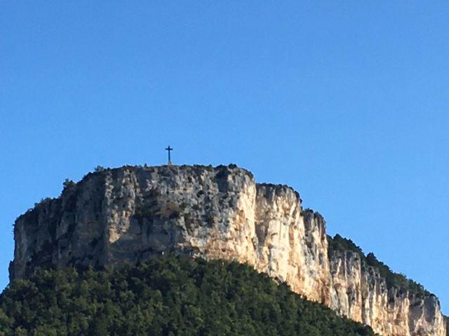Plan de Baix : la Croix du Vellan