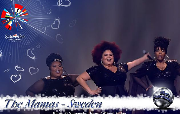 Sweden 2020 - The Mamas - Move