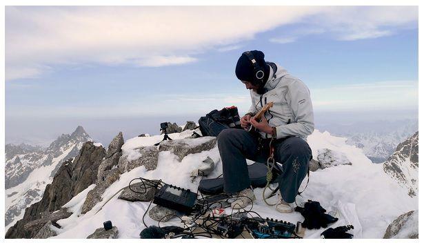 Kwoon - Live à l'Aiguille du Triolet / Mont Blanc