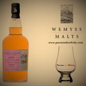 Clynelish 1997 by Wemyss - Passion du Whisky