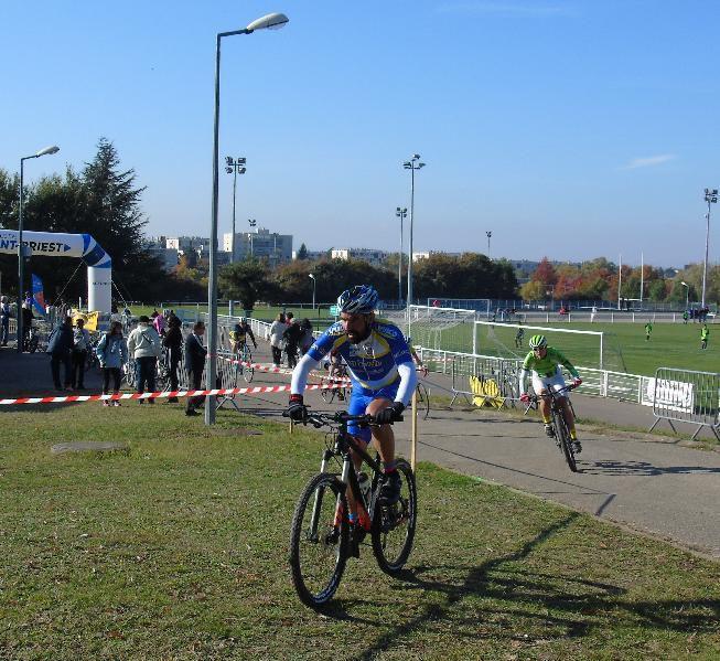 Cyclo-cross FSGT de Saint Priest 2016