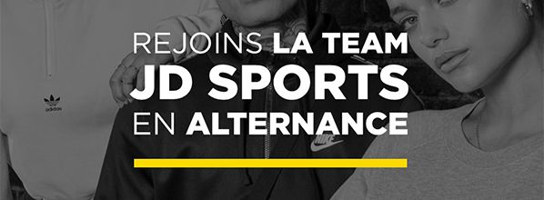 L'enseigne JD SPORTS anticipe la reprise et recrute à Toulouse