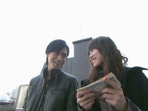 [Ce soir, à la belle étoile] Ryuusei no Kizuna 流星の絆