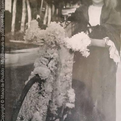 Photo fête de Maurs de 1938