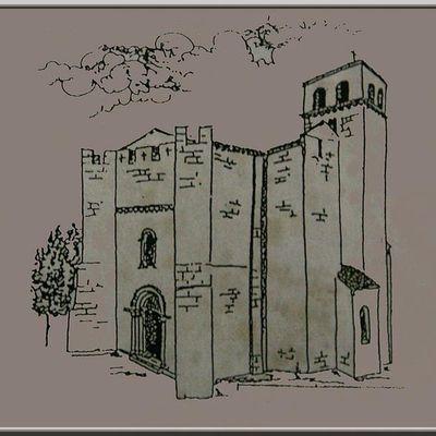 Eglise fortifiée d'AUTHON