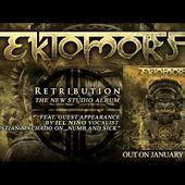 EKTOMORF - Face Your Fear (2014) // AFM Records