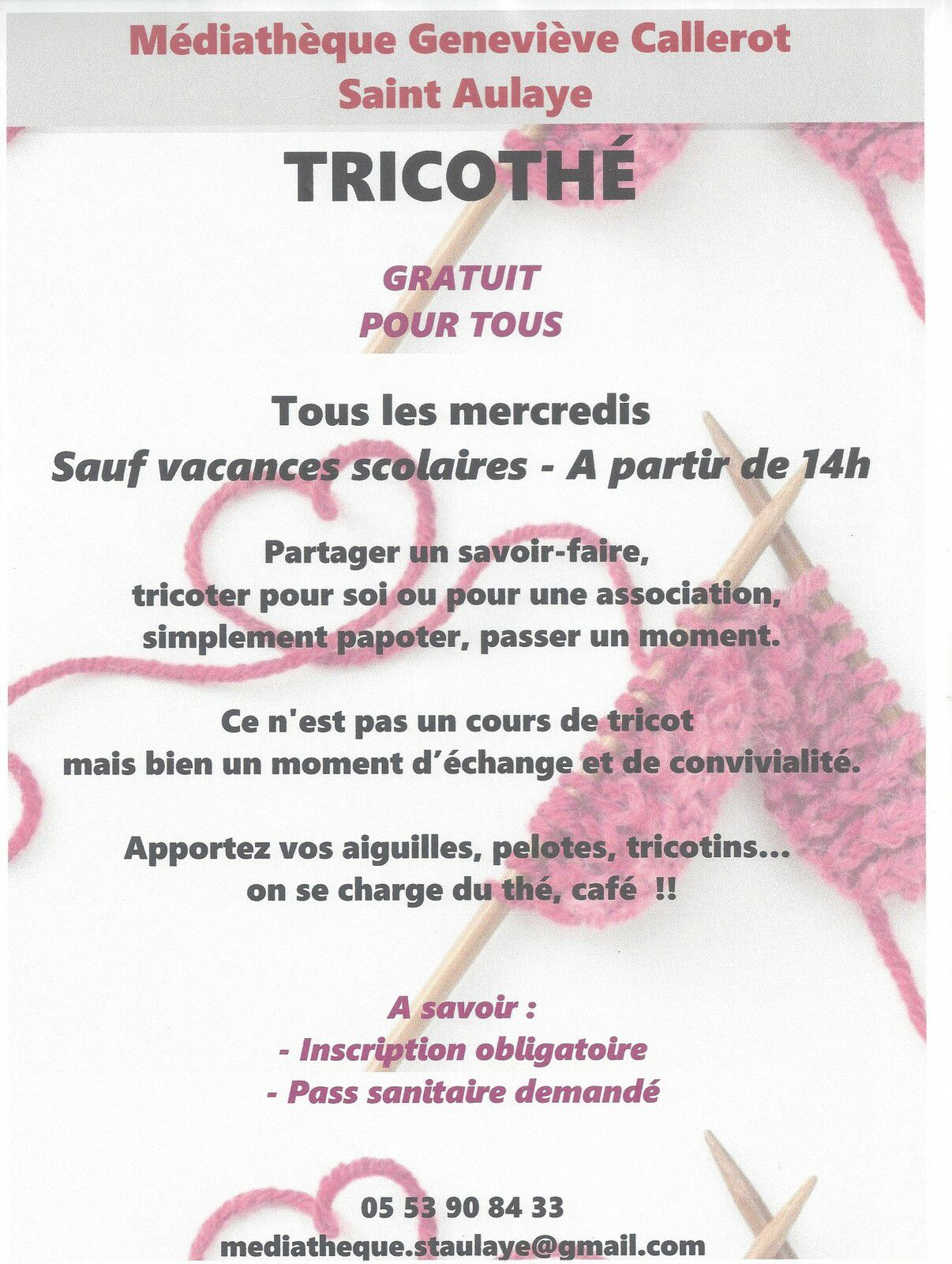 TRICOTHE 🧶☕