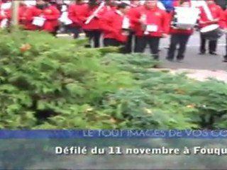 Fil de l'Actu - 11 novembre 2011 à Fouquières.