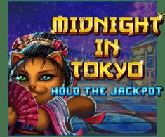 machine a sous Midnight in Tokyo logiciel Wazdan