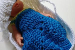 serial crocheteuses & more n°473 nid de douceur