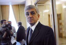 Hervé MORIN à la Maison de la Chimie.