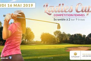 LADIES CUP LE JEUDI 16 MAI