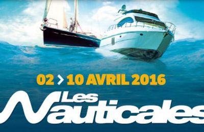 40 nouveautés à découvrir sur les Nauticales 2016